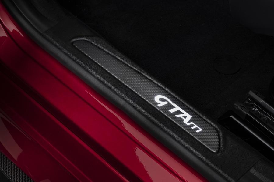 Prestazioni di Alfa Romeo Giulia GTA 2020