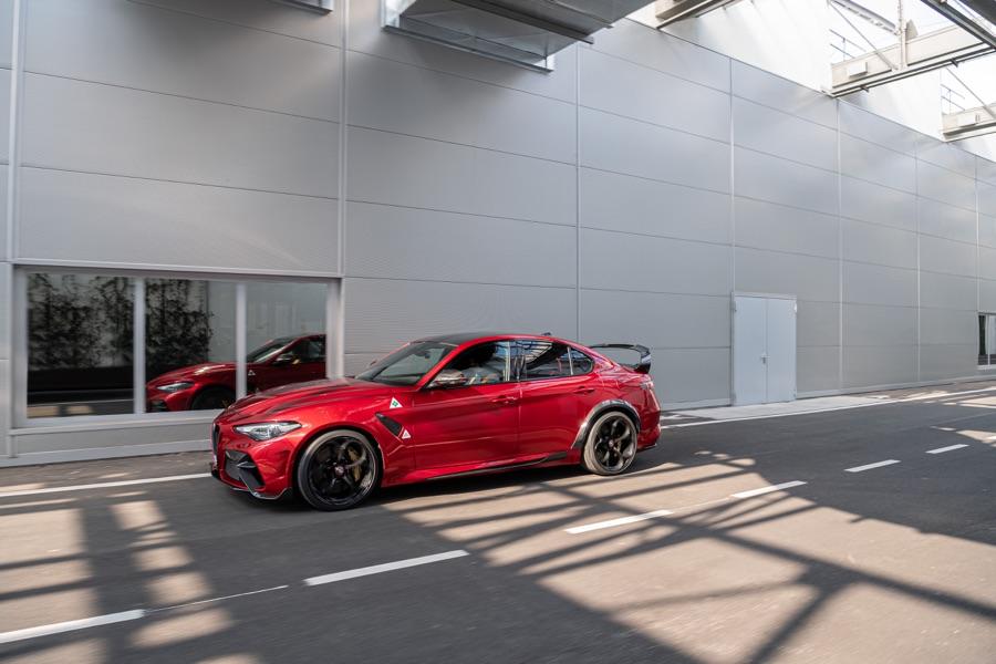 Scheda tecnica di Alfa Romeo Giulia GTA 2020