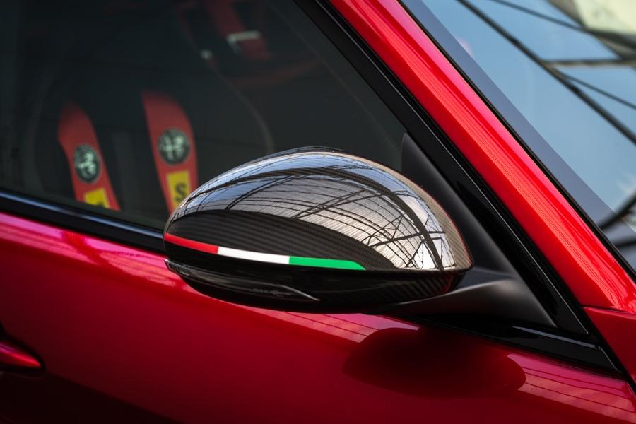 Tiratura di Alfa Romeo Giulia GTA 2020
