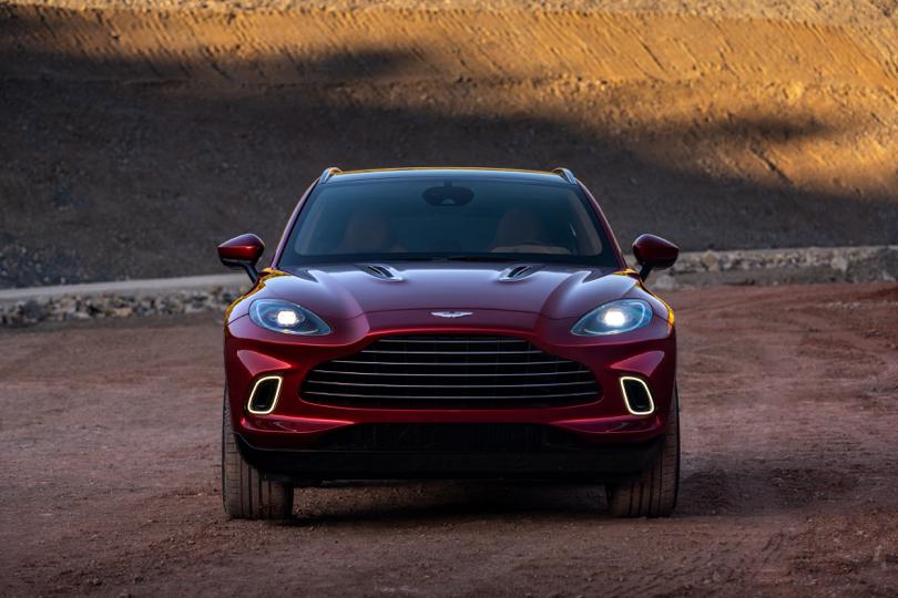 Motore di Aston Martin DBX
