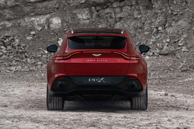Prezzo di Aston Martin DBX