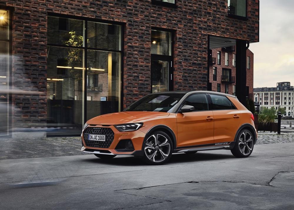 Audi A1 Citycarver pack Dynamic
