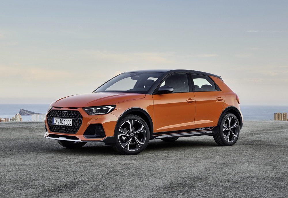 Audi A1 crossover