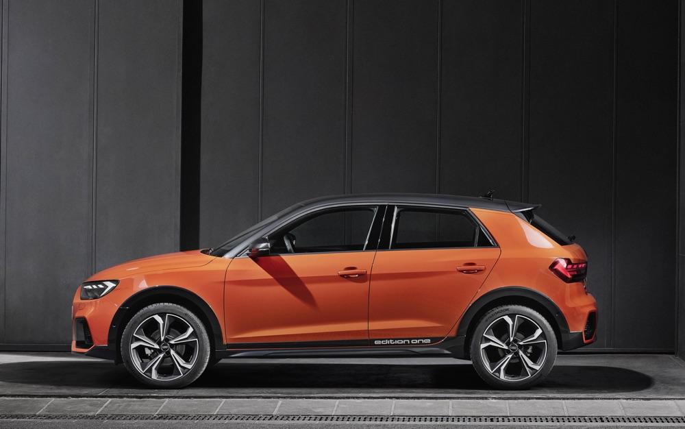 Dimensioni di Audi A1 Citycarver