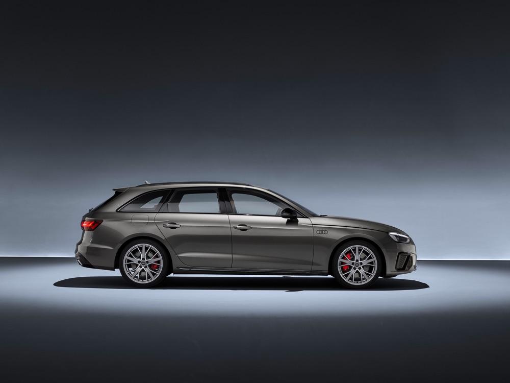 Audi A4 Avant restyling, sospensioni adattive