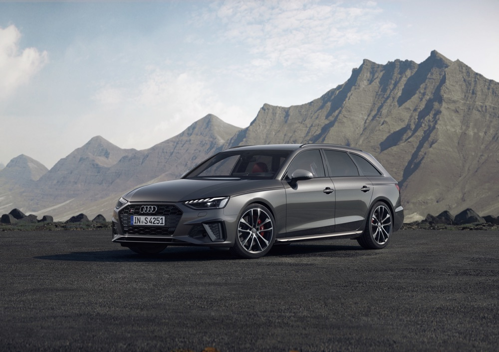 Audi S4 Avant 2019 mild hybrid