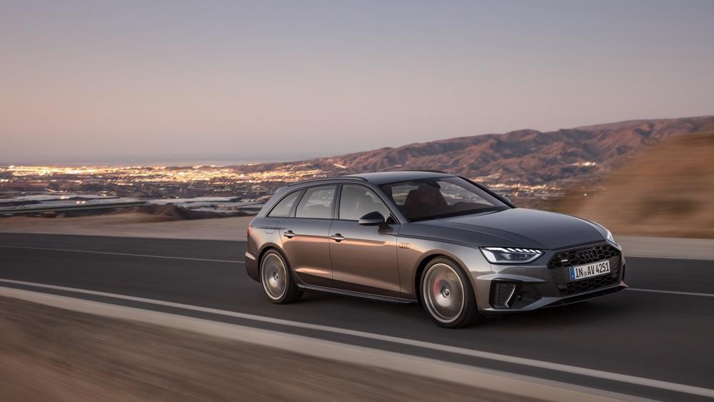 Audi S4 TDI restyling Avant