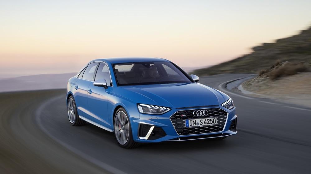 Audi S4 TDI restyling berlina