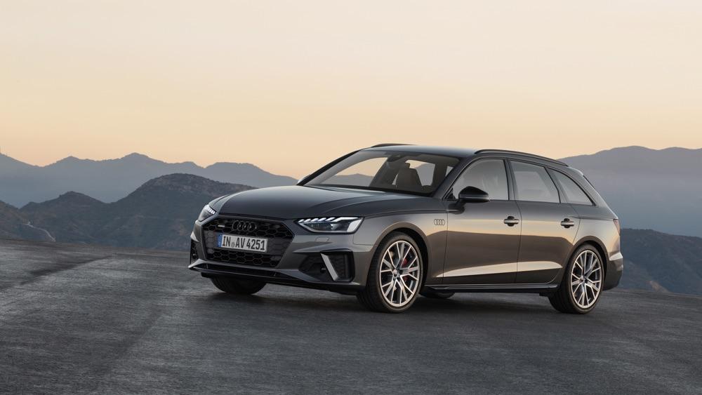 Audi S4 TDI restyling, motore