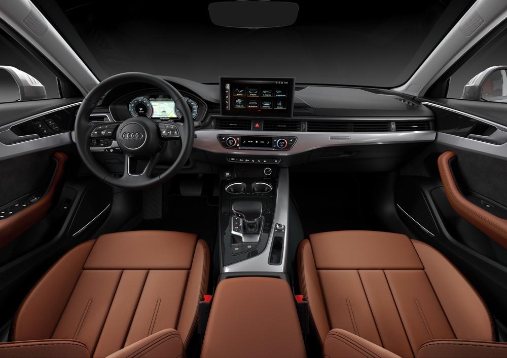 Audi Virtual Cockpit di Audi A4