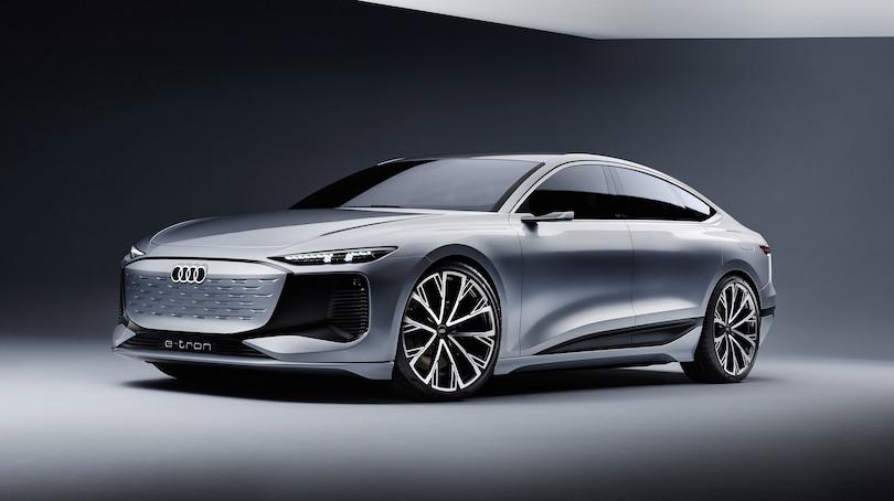 Batteria di Audi A6 e-tron concept
