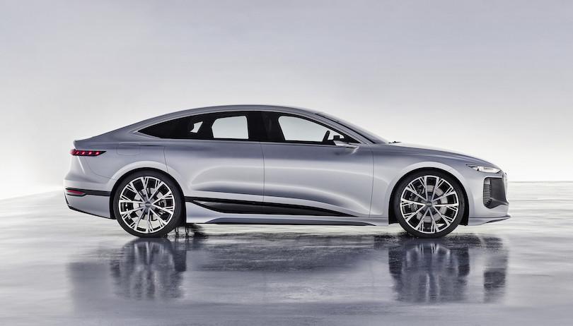 Dimensioni di Audi A6 e-tron Concept