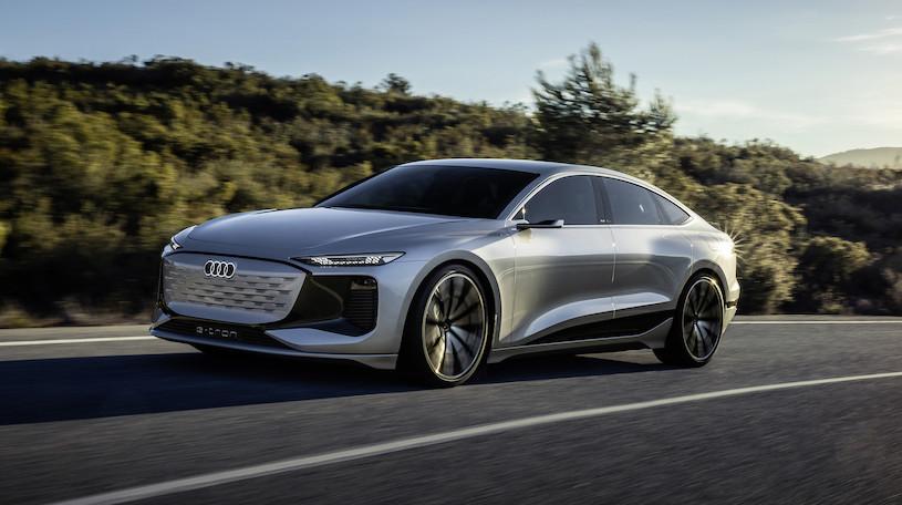 versioni di Audi A6 e-tron concept