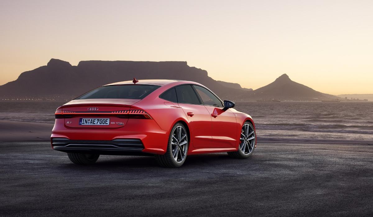 Audi A7 Sportback PHEV 2019