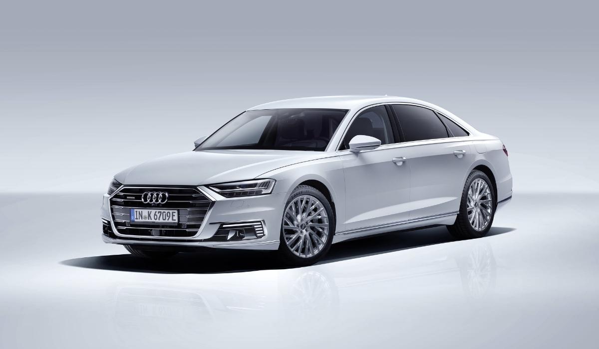 Audi A8 L PHEV 2019