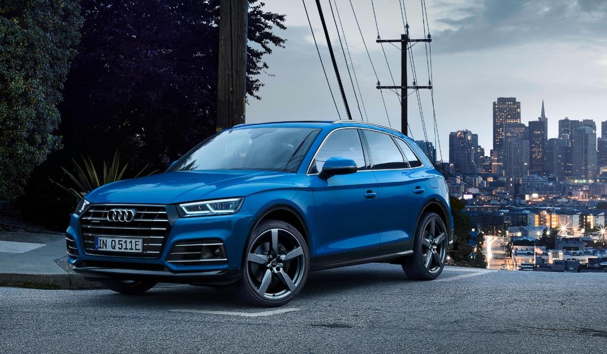 Audi Q5 PHEV 2019