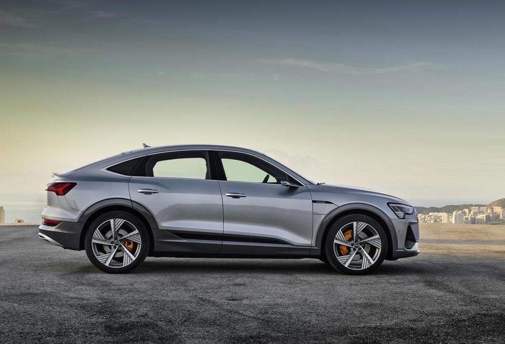 Dimensioni di Audi e-Tron Sportback