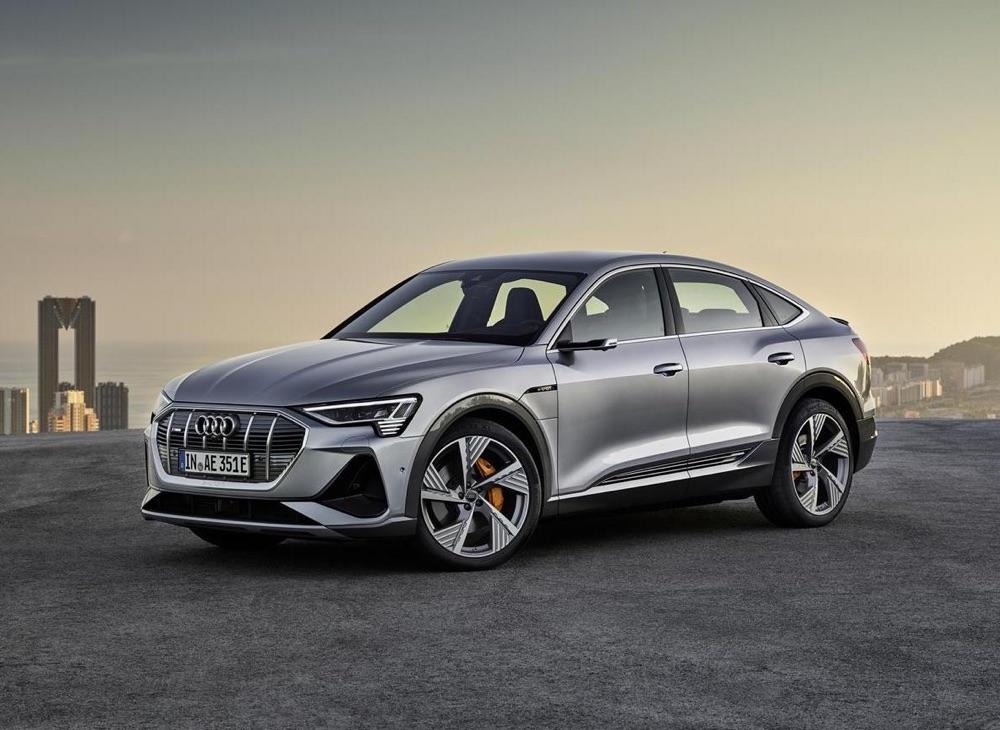 Prestazioni di Audi e-Tron Sportback