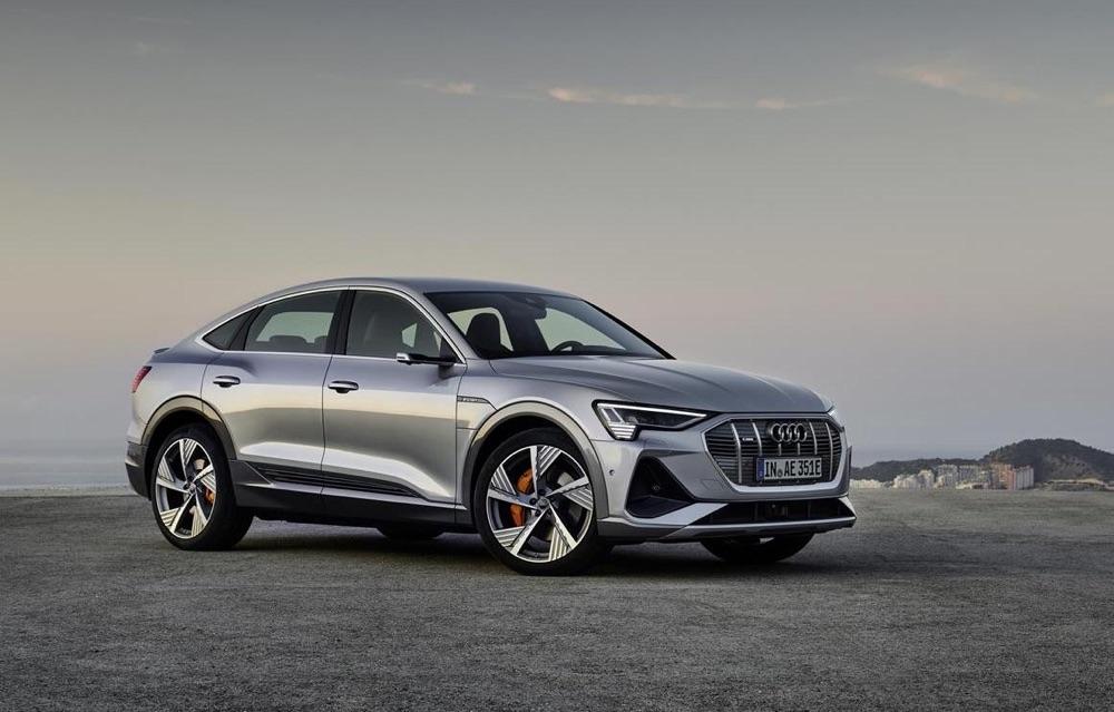 Uscita di Audi e-Tron Sportback