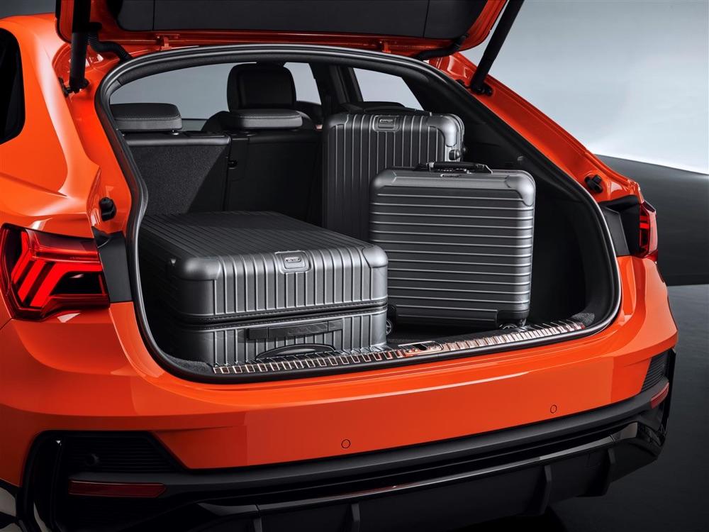 Bagagliaio di Audi Q3 Sportback