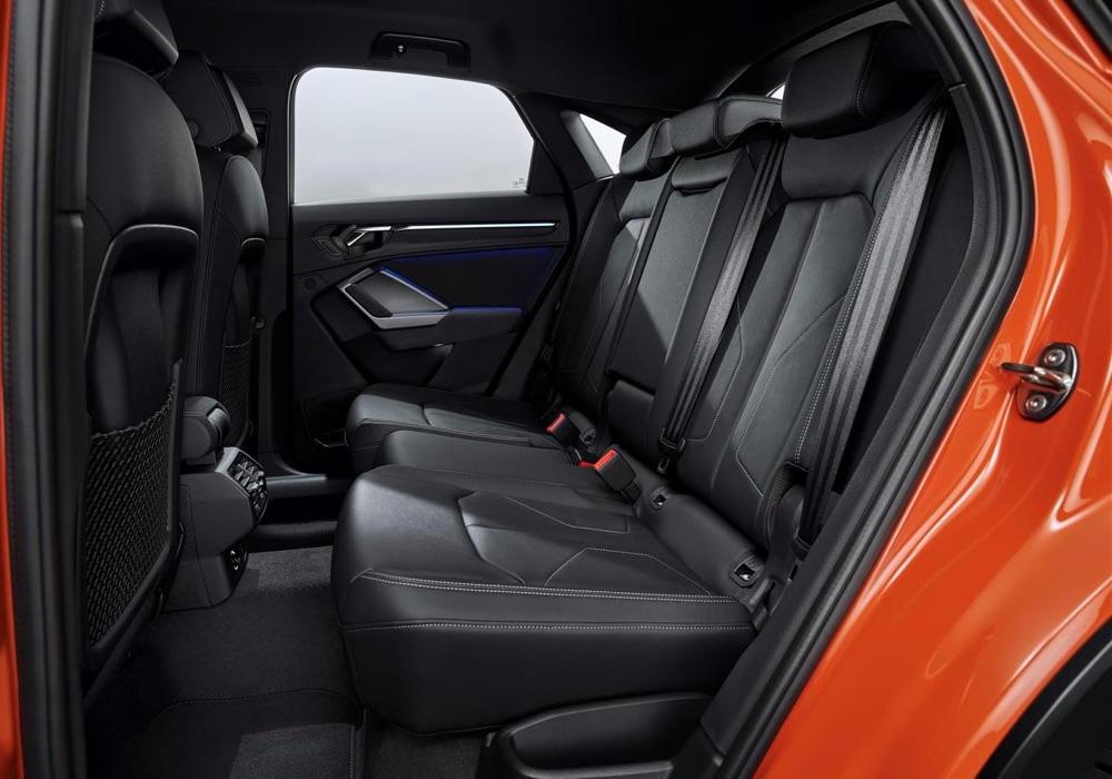 Sedili posteriori di Audi Q3 Sportback