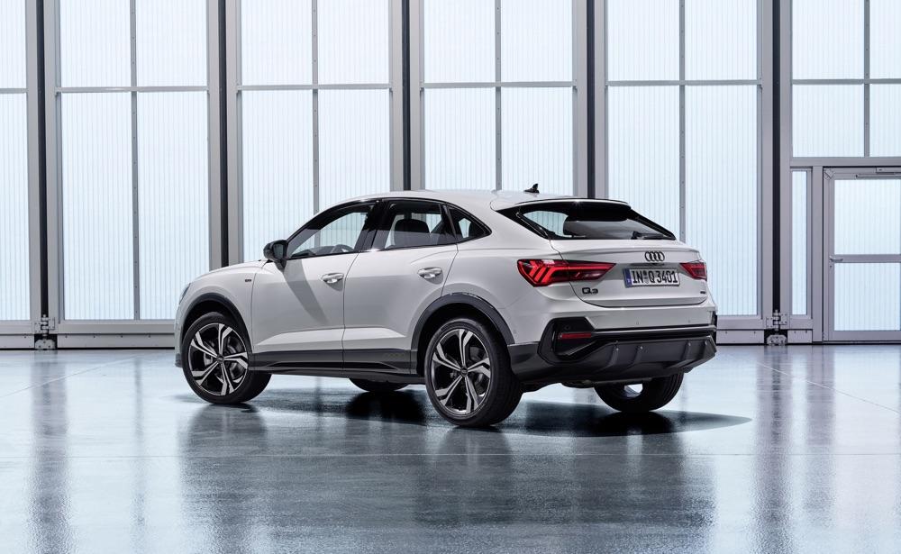 Uscita di Audi Q3 Sportback