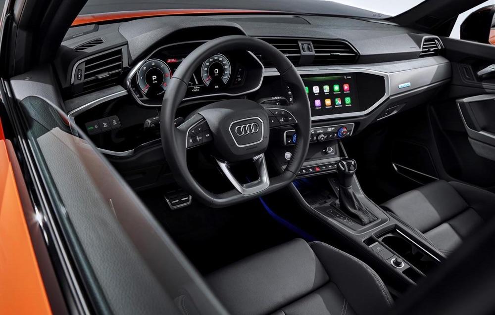 Virtual Cockpit di serie su Audi Q3 Sportback