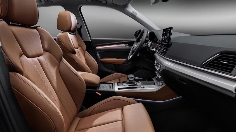 Abitacolo di Audi Q5 2021