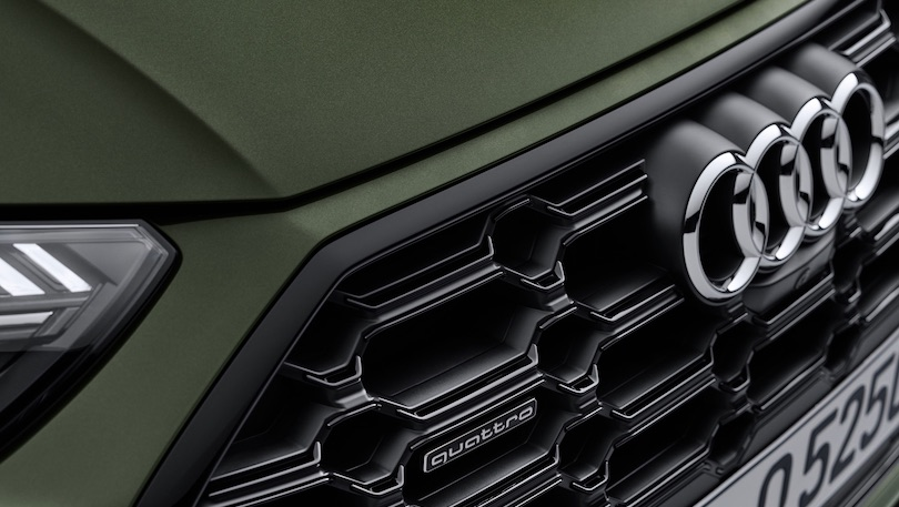 Audi Q5 restyling S line