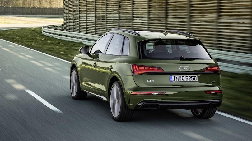 Motori di Audi Q5 2021
