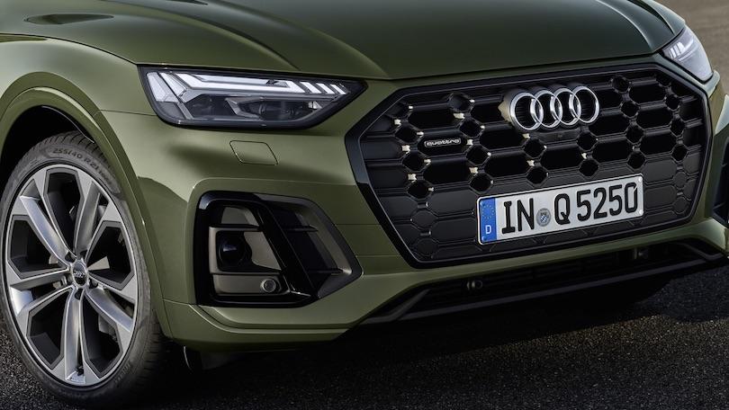 Uscita di Audi Q5 2021