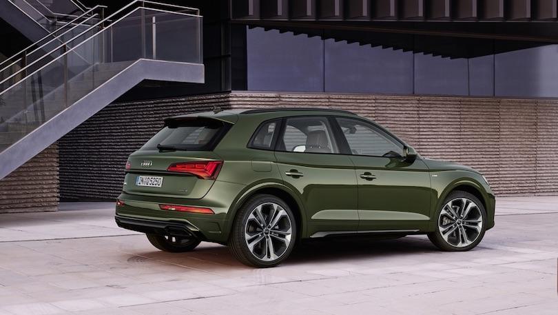 Versioni di Audi Q5 2021