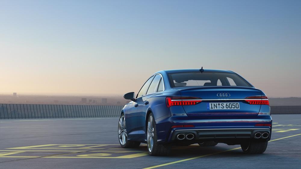 Assetto di Nuova Audi S6 TDI