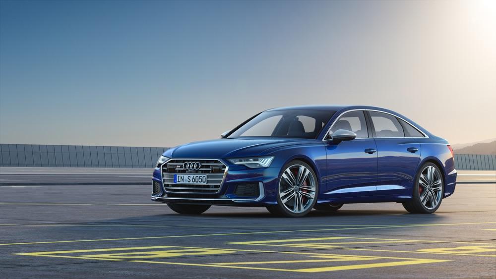 Nuova Audi S6 TDI cambio Tiptronic