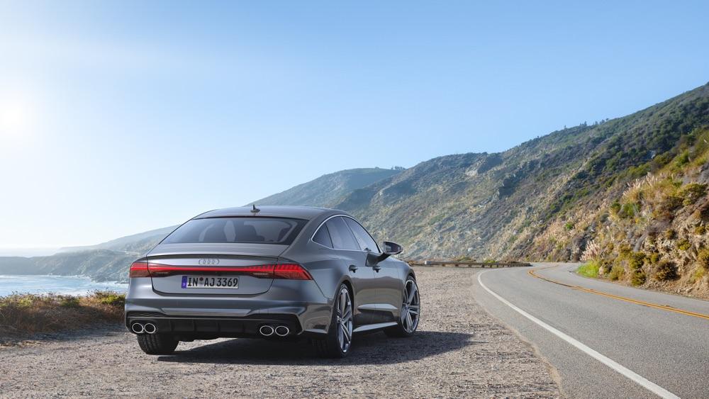 Nuova Audi S7 TDI Sportback
