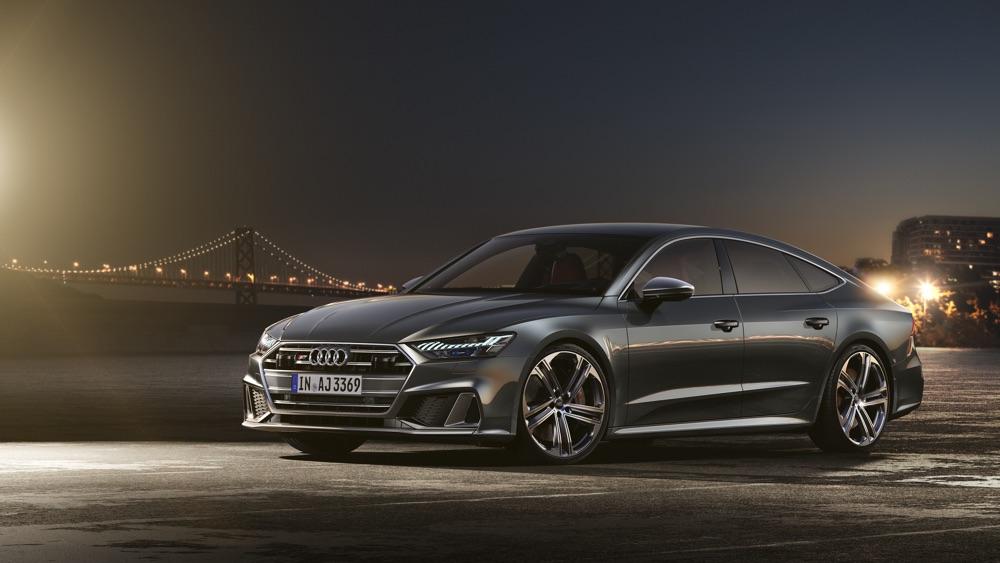 Nuova Audi S7 TDI