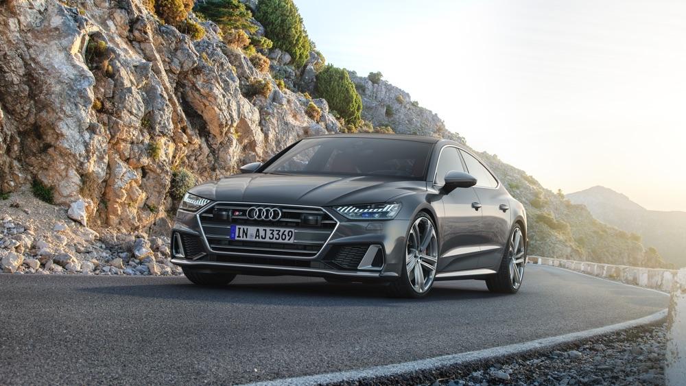 Prezzo di Nuova Audi S7 TDI