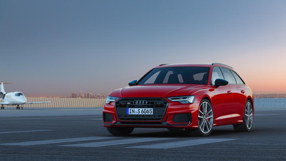 Prezzo di nuova Audi S6 Avant TDI
