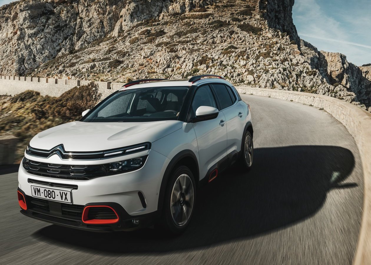 Citroen C5 Aircross Auto dell'anno 2019