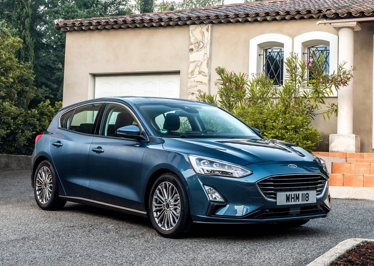 Ford Focus Auto dell'anno 2019