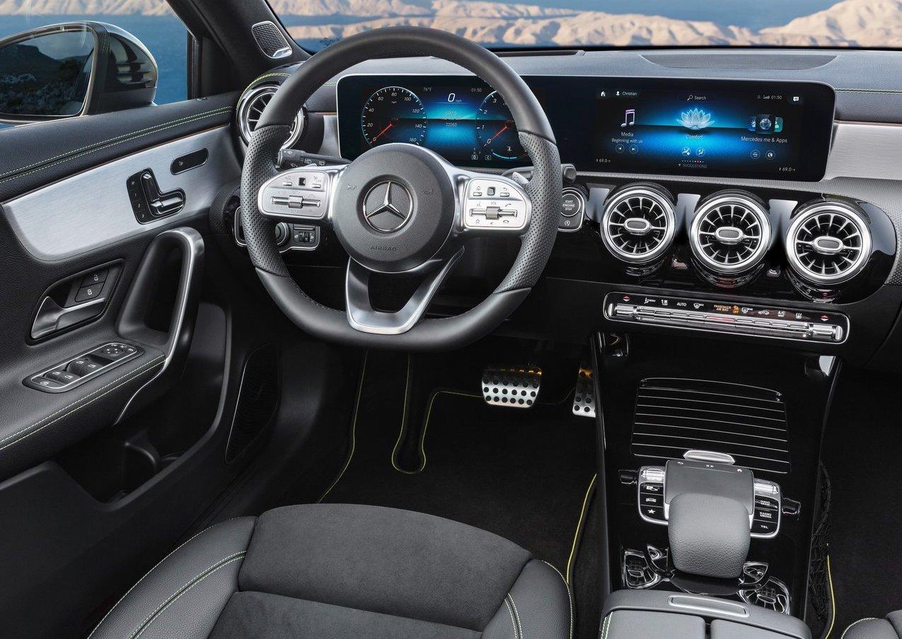Infotainment Mercedes Classe A