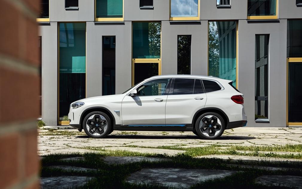 Dimensioni di BMW iX3
