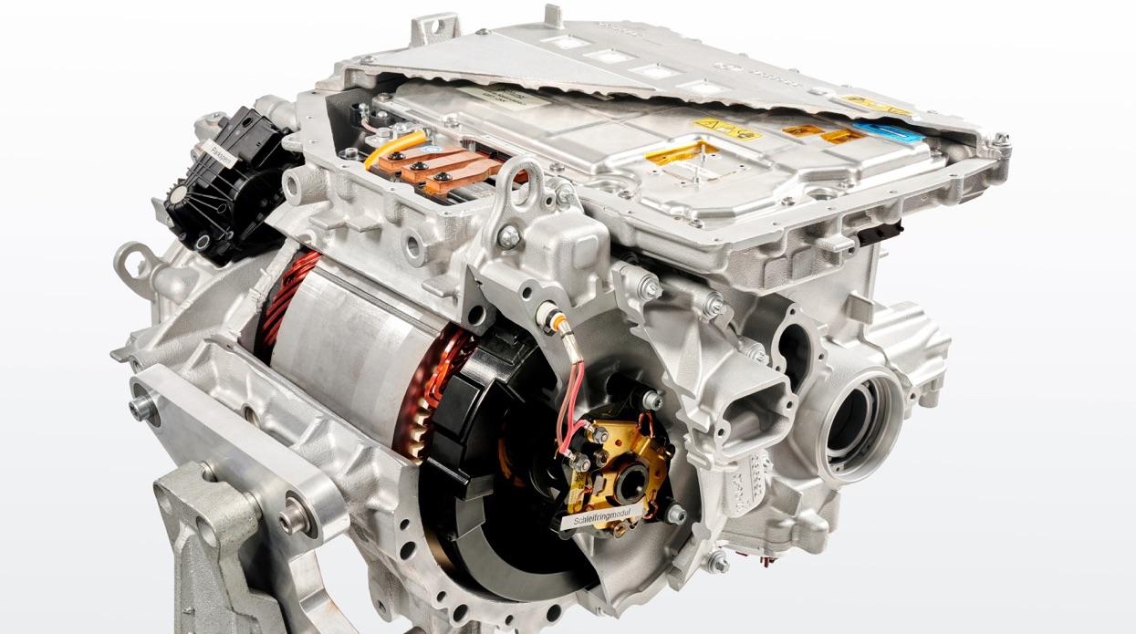 Motore di BMW iX3