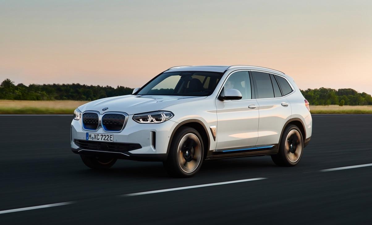 Prestazioni di BMW iX3