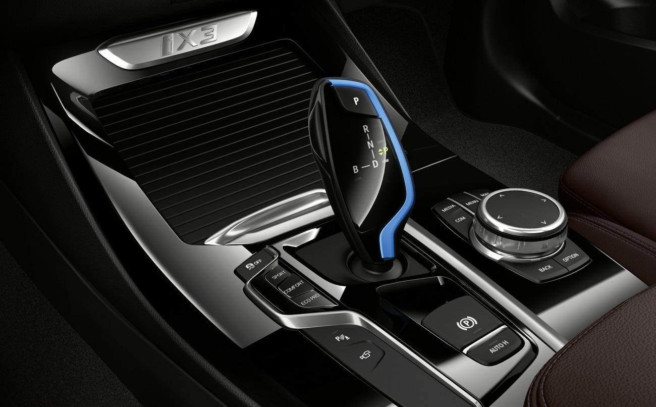 Recupero energetico di BMW iX3
