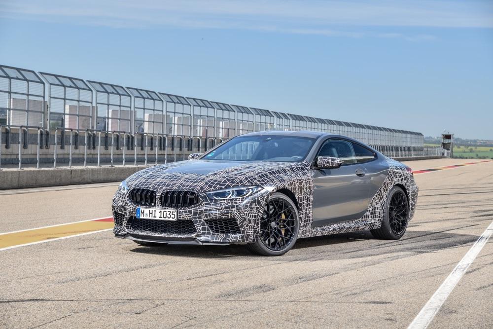 BMW M8 2019 Coupé
