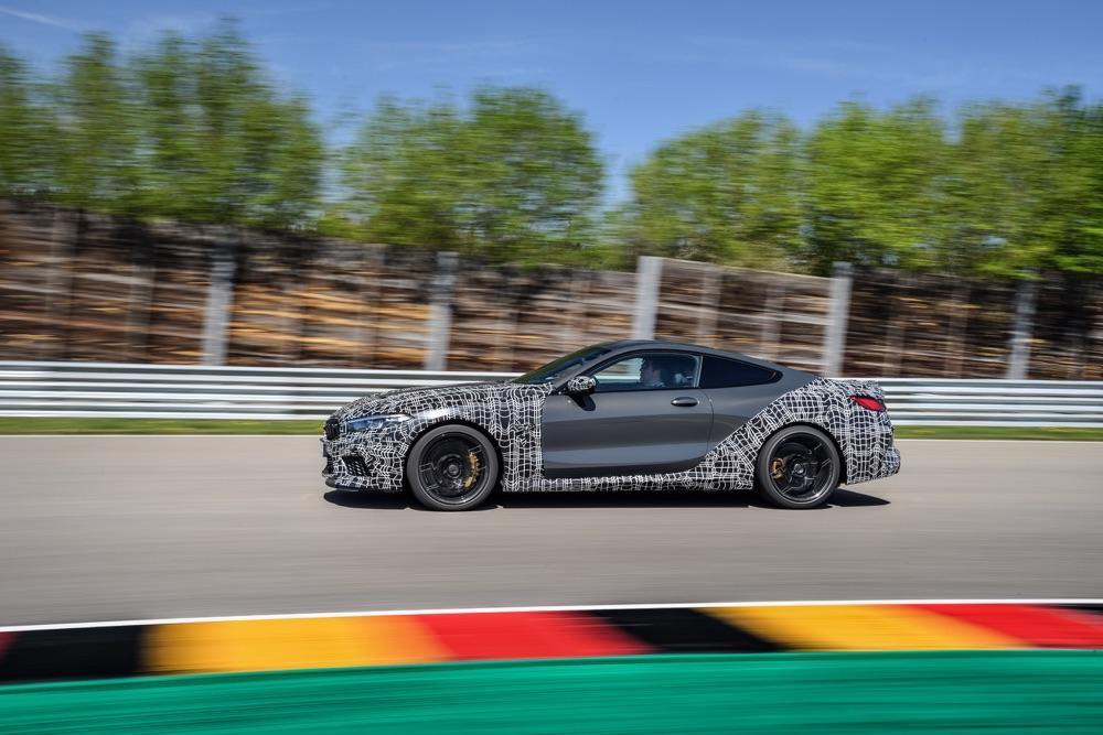 Caratteristiche di BMW M8 2019