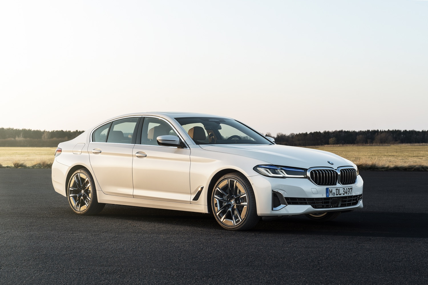 BMW Serie 5 restyling 2020
