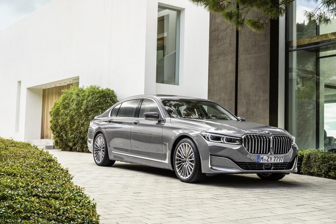 BMW Serie7 2019