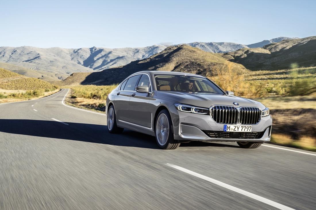 Caratteristiche di BMW Serie 7 2019
